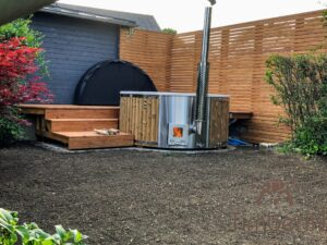Vedfyring badestamp med bobler – TimberIN Rojal (5)