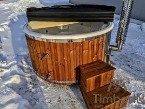 badestamp med bobler integrert ovn (10)