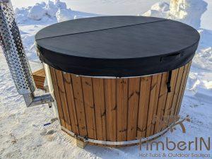 badestamp med bobler integrert ovn (2)