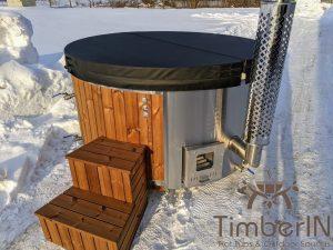 badestamp med bobler integrert ovn (3)