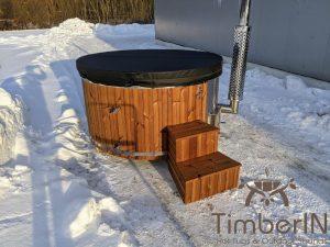 badestamp med bobler integrert ovn (4)
