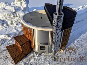 badestamp med bobler integrert ovn (8)