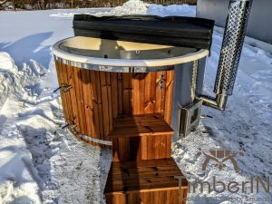 badestamp med bobler integrert ovn (9)