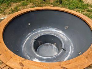 Badestamp i glassfiber med utvendig ovn (21)
