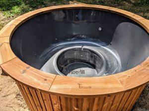 Badestamp i glassfiber med utvendig ovn (28)