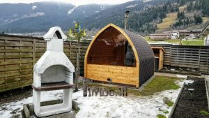 Igloo sauna testimonial 2