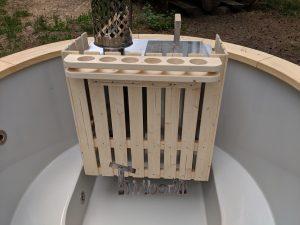 Klassisk badestamp med intern vedovn (4)