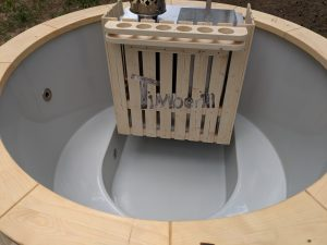 Klassisk badestamp med intern vedovn (5)
