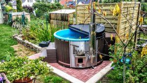 WELLNESS NEULAR SMART skandinavisk badestamp ingen vedlikehold nødvendig (1)