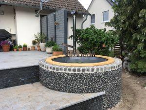 Wellness badestamp med eksterne vedovn terrace (6)
