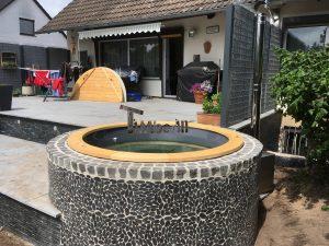 Wellness badestamp med eksterne vedovn terrace (8)