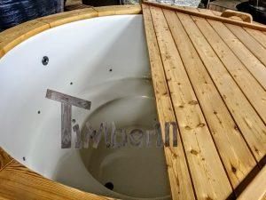 Badestamp i glassfiber med utvendig ovn (12)