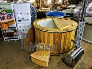 Badestamp i glassfiber med utvendig ovn (18)