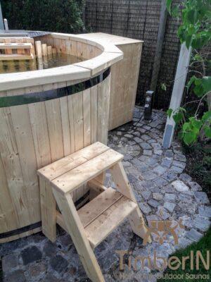 Vedfyrt badestamp i tre gran (3)