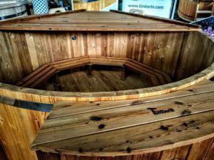 Badestamp treverk termotre DIY (20)