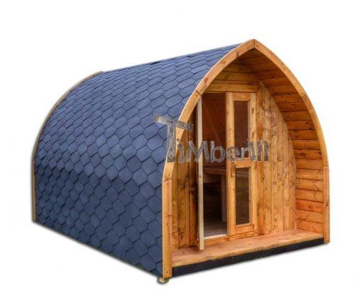 Campinghytter till salgs: