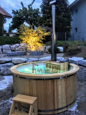 badestamp i glassfiber med elektrisk oppvarming conical (1)