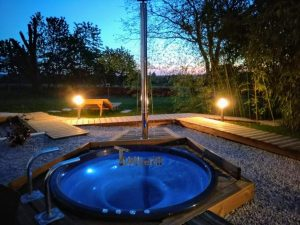 badestamp i glassfiber med elektrisk oppvarming conical (2)
