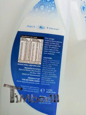 The AquaFinesse hot tub water care box (4)