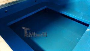 Badestamp i plast firkantet jacuzzi for max 16 personer (11)