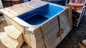 Badestamp i plast firkantet jacuzzi for max 16 personer (13)
