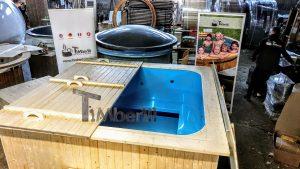 Badestamp i plast firkantet jacuzzi for max 16 personer (3)