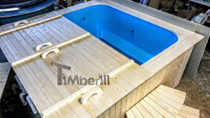 Badestamp i plast firkantet jacuzzi for max 16 personer (7)