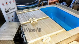 Badestamp i plast firkantet jacuzzi for max 16 personer (8)