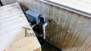 Badestamp i plast firkantet jacuzzi for max 16 personer (9)