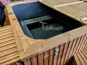 Badetonne eckig Micro Pool für 16 Personen! Party tub! (3)