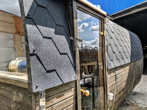 Rektangulær badstue i tre (2)