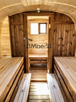 Rektangulær badstue i tre (23)
