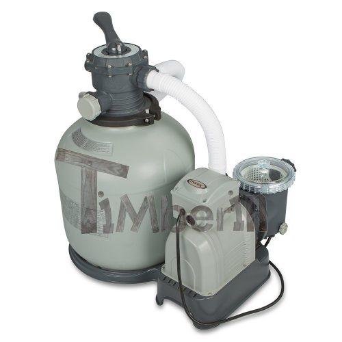 Vannfiltrering for badestamper TimberIN