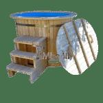 Badestamp for 2 personer med polypropylen liner (1)