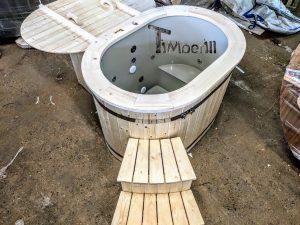 Badestamp for 2 personer med polypropylen liner (4)