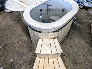 Badestamp for 2 personer med polypropylen liner (5)