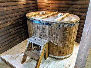 Moderne utendørs hage badstue (17)