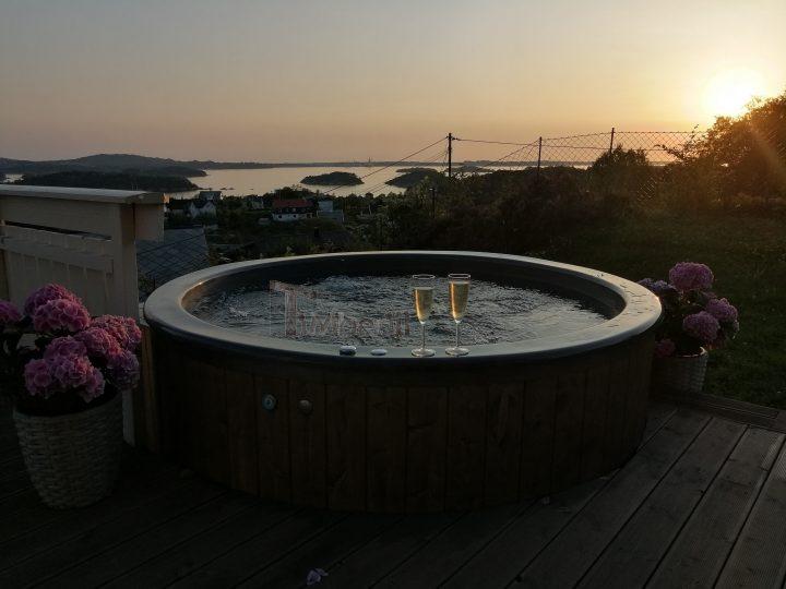 badestamp i glassfiber med elektrisk oppvarming, Eirik, Follese, Norge (2)