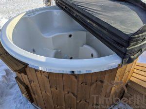Vedfyring badestamp med bobler (14)