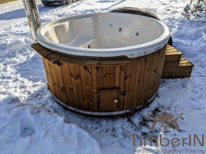 Vedfyring badestamp med bobler (21)