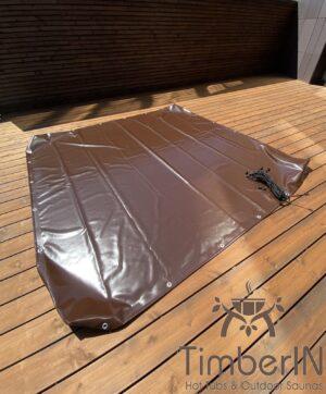 Presenning lett deksel for badestamp (3)