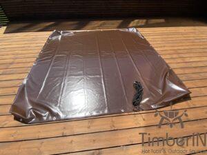 Presenning lett deksel for badestamp (5)